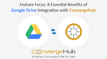 Google Drive Integration with ConvergeHub