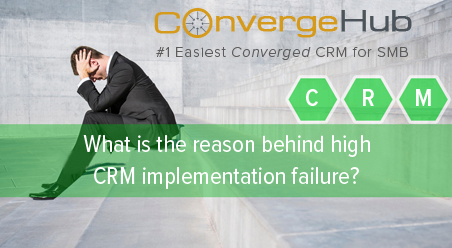 CRM Implementation Failure