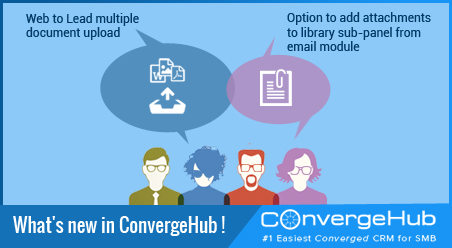 ConvergeHub Feature Release