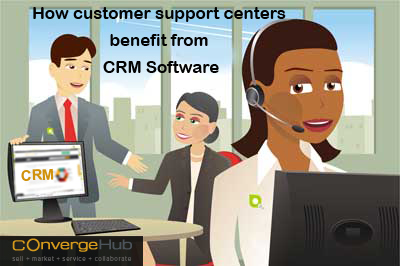 How-customer-support-centers-benefit-from-crm-software