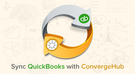 Sync Quick Book with ConvergeHub