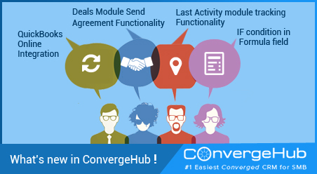 ConvergeHub Feature Update