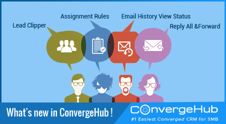 What New In ConvergeHub 2016