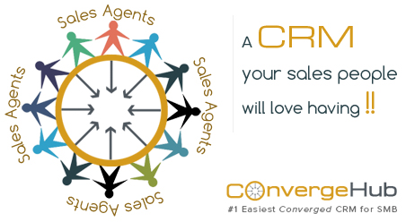 Convergehub-helping-sales-agent