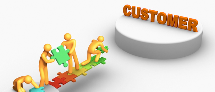how to win and keep customers