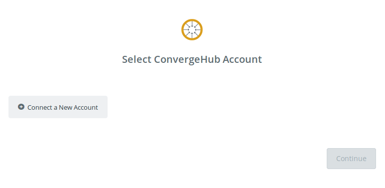select-convergehub-account
