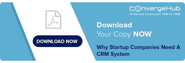 Why Startups Need a CRM System